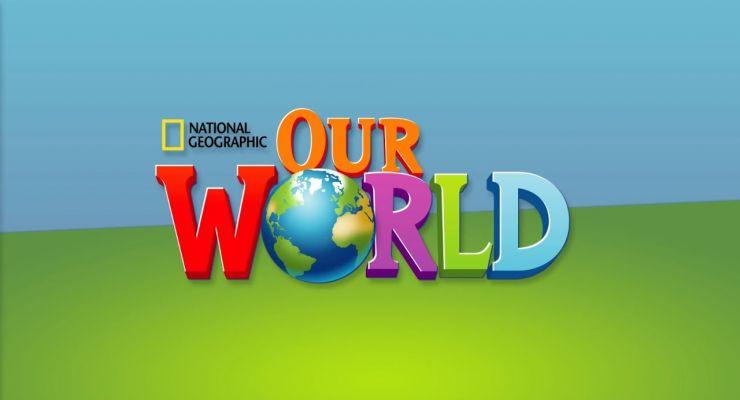Научи английски език с <br /> National Geographic Kids